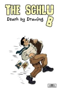 Death by Drawing Cover